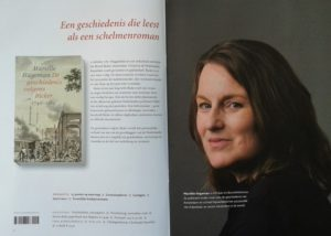 Mariëlle Hageman, 'De geschiedenis volgens Bicker'