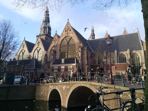 De Oude Kerk Amsterdam