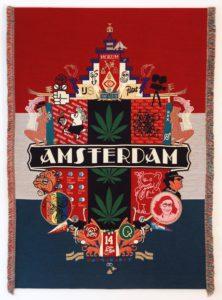 Stadswapen Amsterdam door 75B
