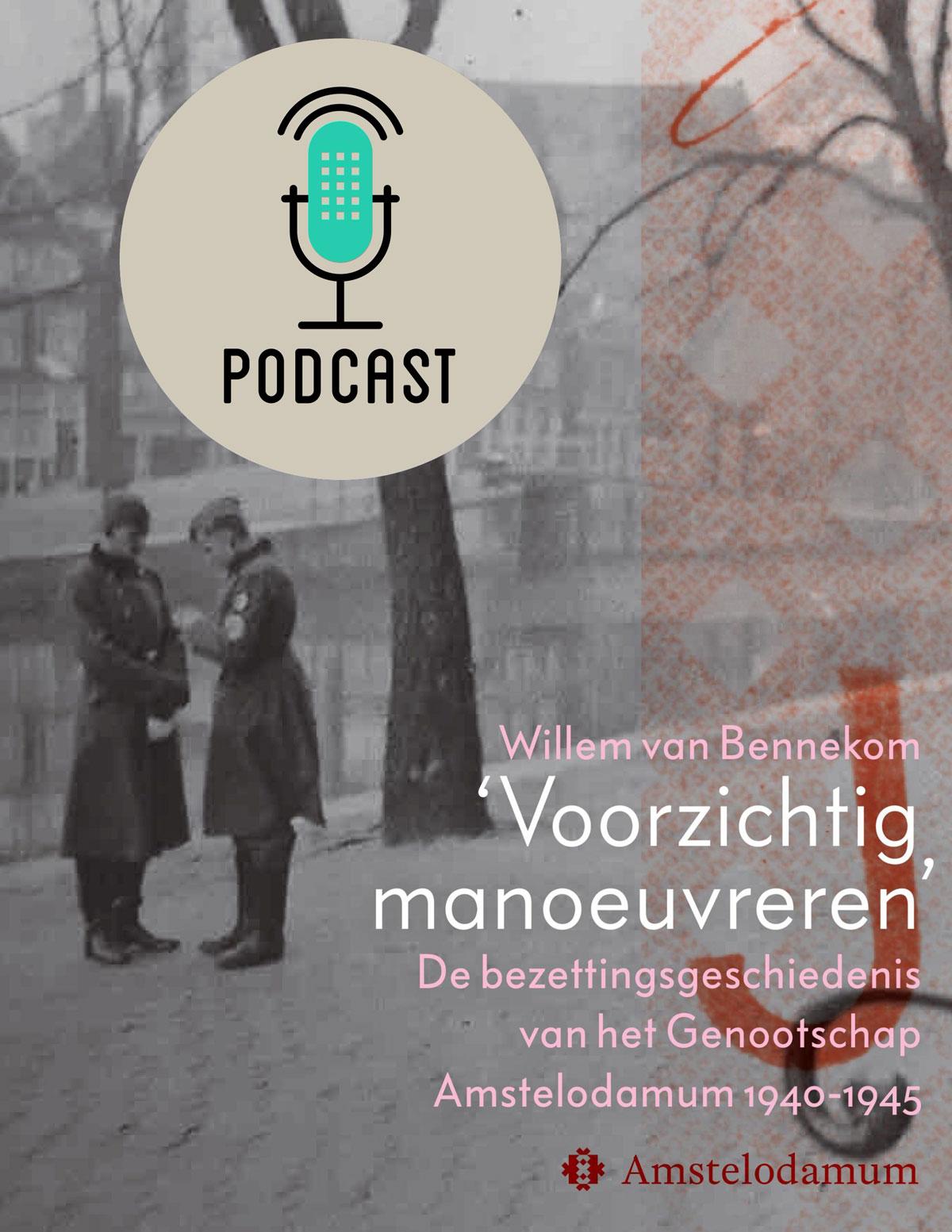 voorzichtig manoeuvreren podcast