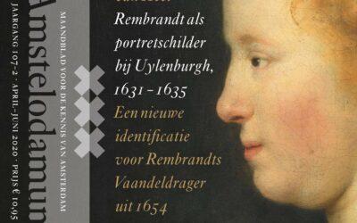 Speciale uitgave portretten van Rembrandt en tijdgenoten